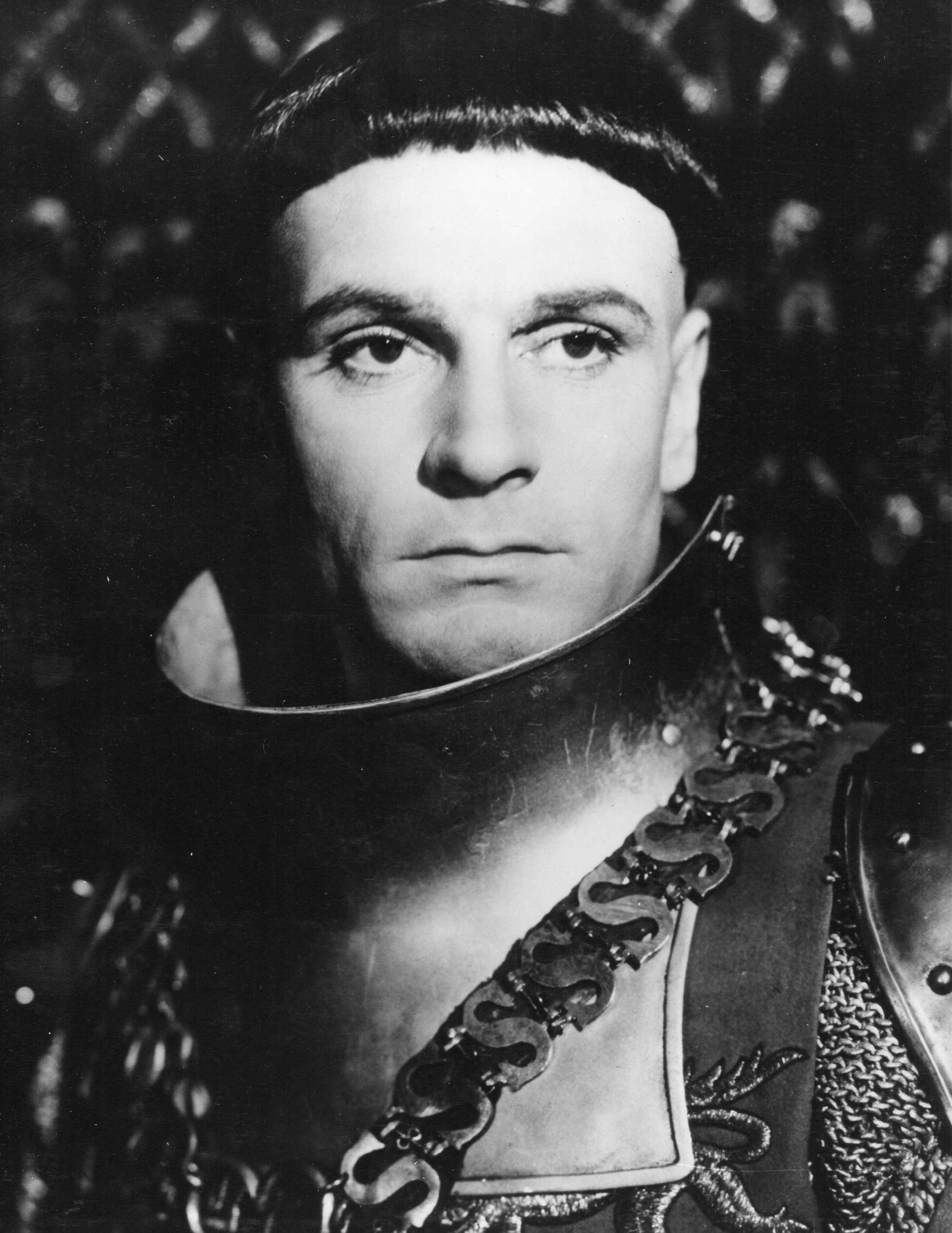 Henry V - Sir Laurence Olivier (1944 film, thanks to Charles Ferris)