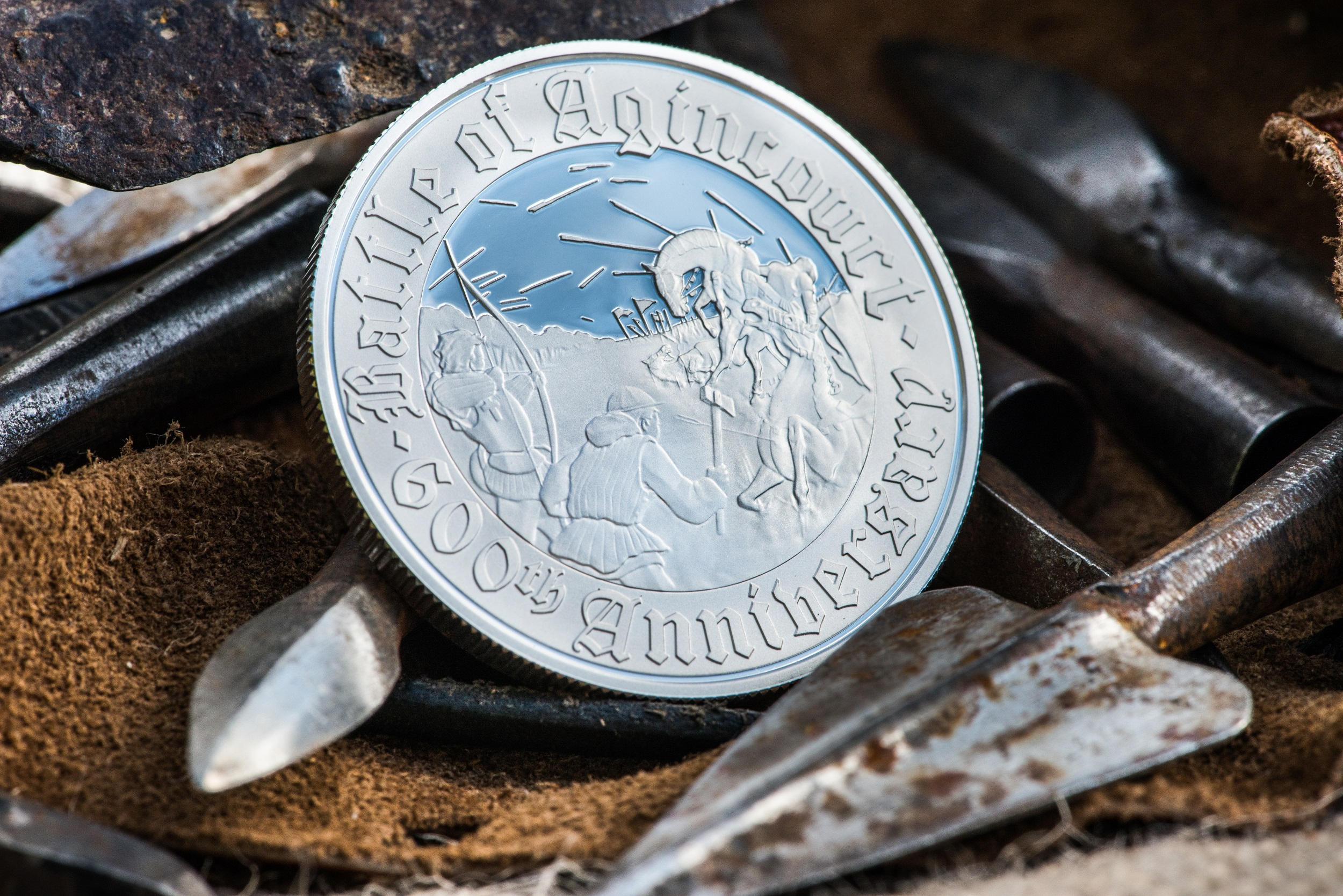 Royal Mint coin
